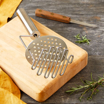 Dual Action Potato Masher