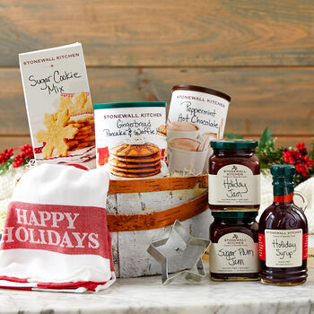 Holiday Flavors Gift Basket