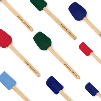 Multi-colored Spoonulas & Spatulas