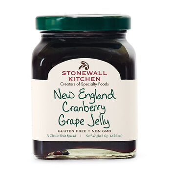 New England Cranberry Grape Jelly
