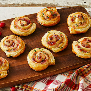 Hot Pepper Cranberry Spirals