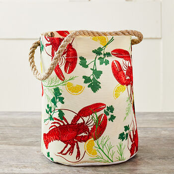 Sea Bags® Lobster Bake Bucket Bag