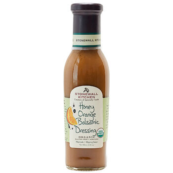 Honey Orange Balsamic Dressing (Organic)
