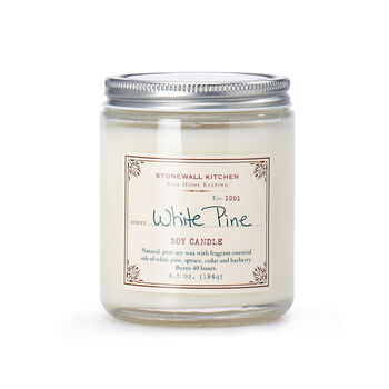 White Pine Soy Candle