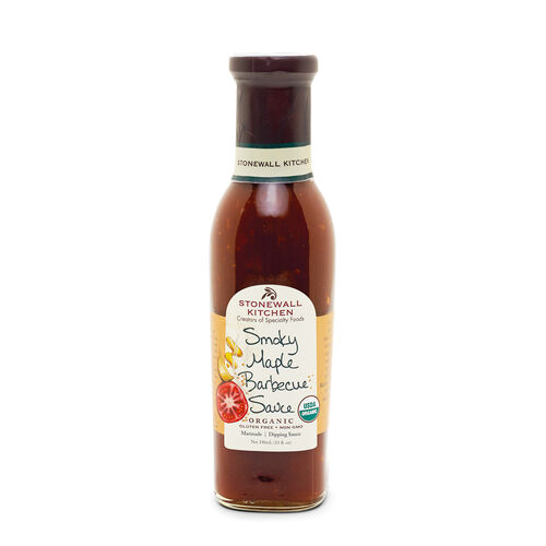 Smoky Maple Barbecue Sauce (Organic)