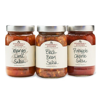 Our Salsa Collection