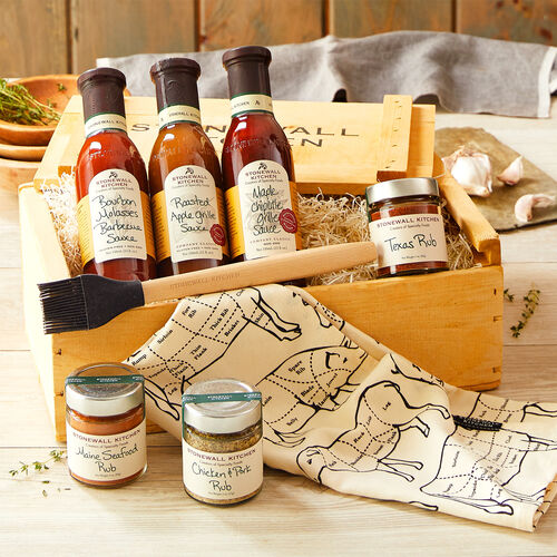 Grilling Favorites Gift Crate