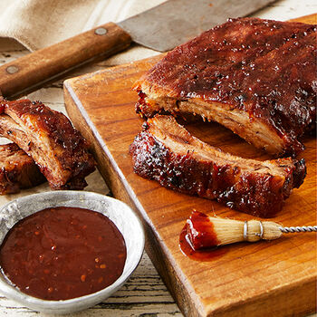 Maple Chipotle Baby Back Ribs