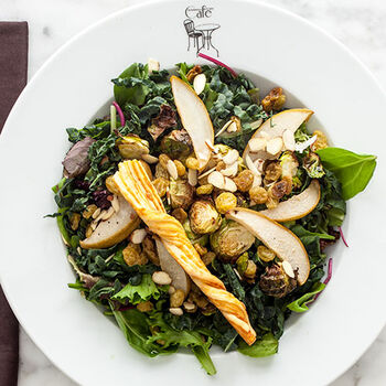 Fall Kale Salad