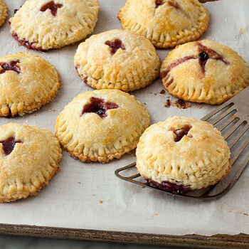 Jam Filled Hand Pies