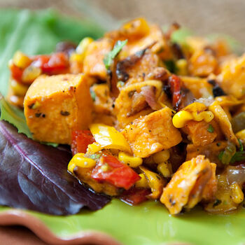 Southwest Sweet Potato Salad