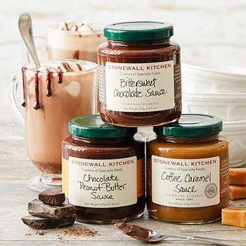 Dessert Sauces & Toppings