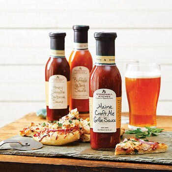 Grille Sauces & Marinades