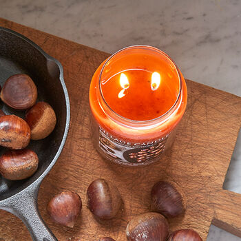 Brown Candles